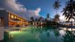 Alila Villas Hadahaa  Main Pool & Relish, Bell's Bar
