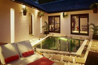 Plunge Pool Zen Spa